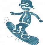 Snowboard in Bansko