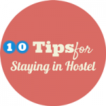tips for Hostels in Wurope
