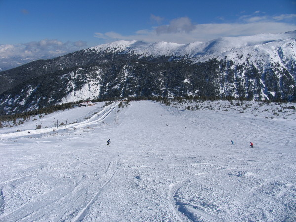 Bansko Ski Tracks