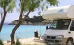 Armenistis camping, Sithonia