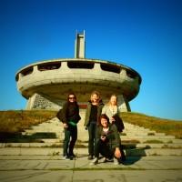 Ladies trip to Buzludza