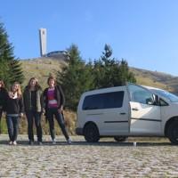 Trip to the Buzludza monument