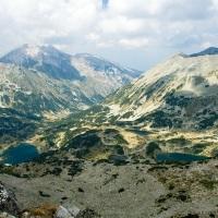 The Banderitsa lakes