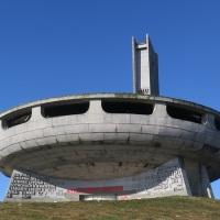 The abandoned monument of Buzludza
