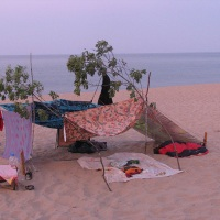 Camping in Buglaria
