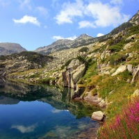 The Popovo lake