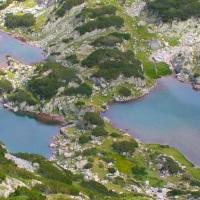 The Elfin lakes