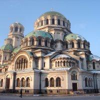 The Cathedral Saint Alexandar Nevski